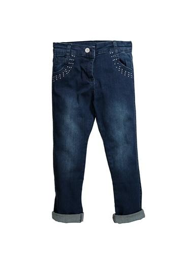 Zeyland Taş Detaylı Cepli Skinny Jean (5-12yaş) Taş Detaylı Cepli Skinny Jean (5-12yaş) Mavi